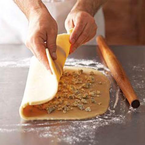 Stilton Pastry