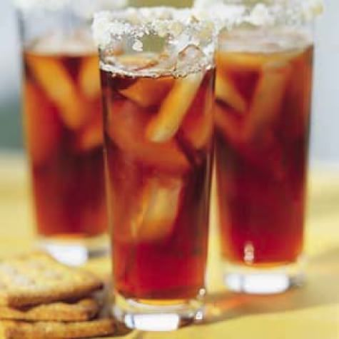 Ginger Iced Tea