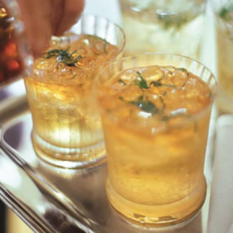 Mint Ginger Ale