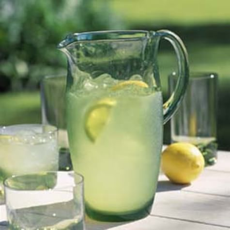 Fresh Honey Lemonade