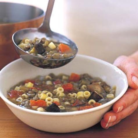 Sicilian Lentil Soup