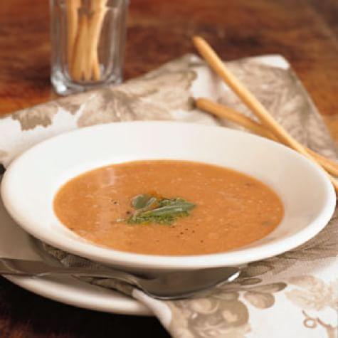 Ceci Bean Soup
