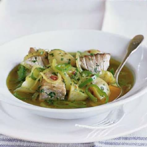 Basque Fish Stew