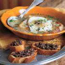Garlic Soup (Aïgo Boulido)
