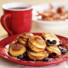 Blueberry-Filled Pancakes