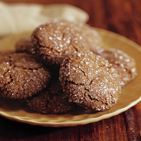 Double-Ginger Snaps