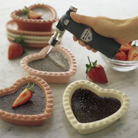 Valrhona Chocolate Crème Brûlée