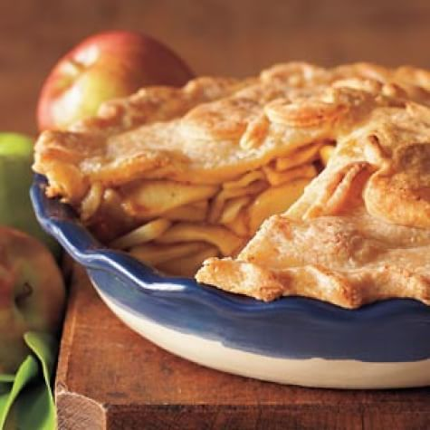 Apple-Cheddar Pie