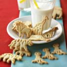 Animal-Cracker Cookies