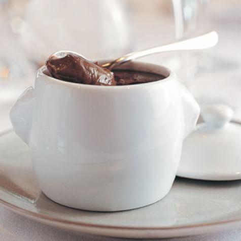 Five Pepper Chocolate Pots de Crème