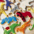 Animal Cutout Sugar Cookies