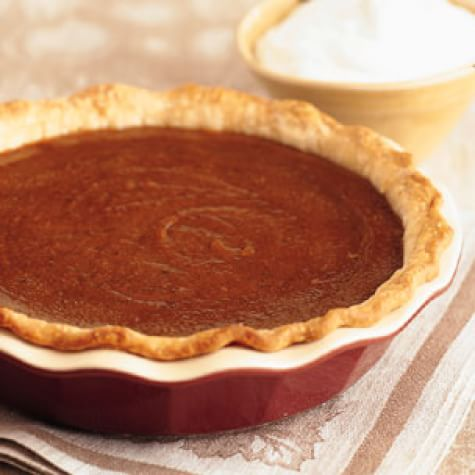 Deep-Dish Muirhead Pecan Pumpkin Butter Pie