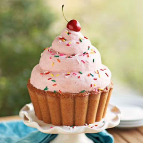 Great Ice Cream Cupcake