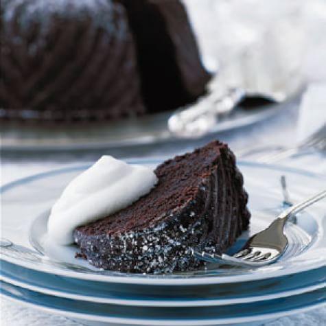 Sour Cream-Chocolate Bundt® Cake