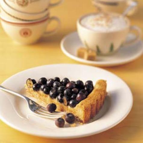 Almond-Fruit Tart