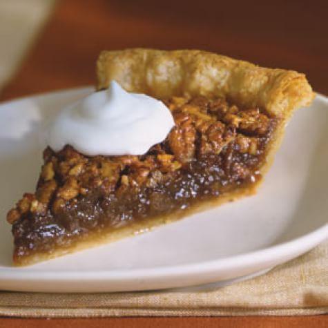 Maple-Pecan Pie