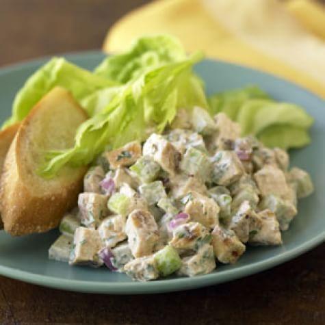 Spicy Potlatch Chicken Salad