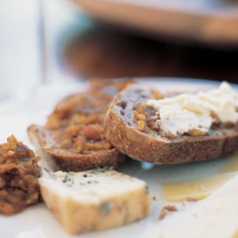 Roasted Almond and Date Spread