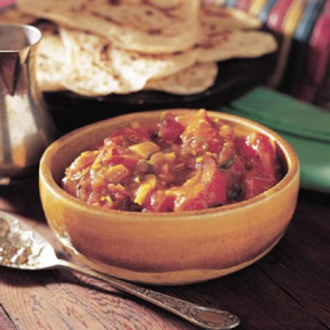 Hot and Spicy Tomato Chutney (Takkalipayam Chatni)