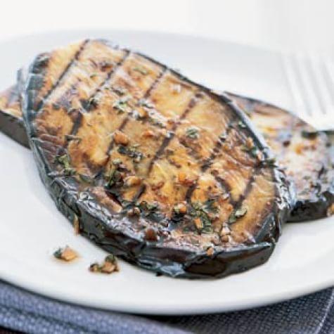 Italian-Style Grilled Eggplant