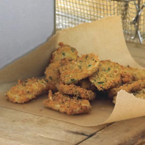 Artichoke Fritters