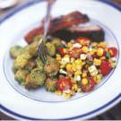 Fire-Roasted Corn Salad