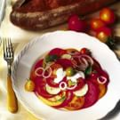Farmers' Market Tomato Salad