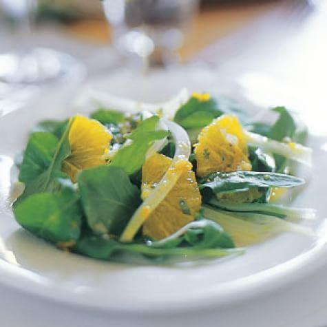 arugula fennel and orange salad arugula fennel and orange salad is ...