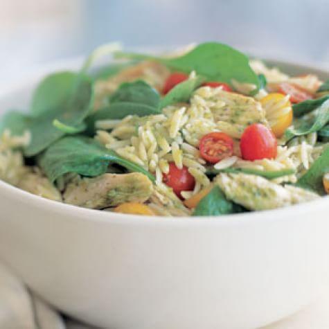 Chicken & Orzo Salad