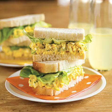 Egg Salad Sammies