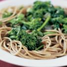 Whole-Wheat Pasta with Broccoli Rabe