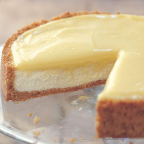 Goat Cheese-Lemon Cheesecake | Williams Sonoma