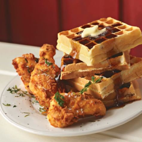 Ad Hoc Fried Chicken and Waffles | Williams Sonoma