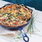 Savory Skillet Pie