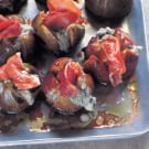 Grilled Figs with Prosciutto and Gorgonzola