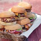 Jalapeño-Bacon-Cheddar Burgers