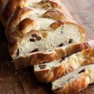 Figgy Cardamom Bread