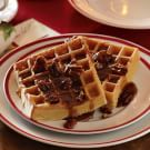 Spiced Brown Sugar Waffles