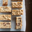 Dark Chocolate Oatmeal Bars