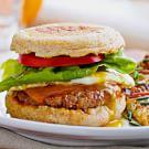 Farmers' Breakfast Sandwiches with Berkshire Pork Sausage