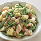 Shrimp Salad with Potatoes and Green Beans