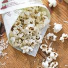 Parmesan and Black Pepper Popcorn
