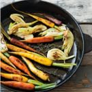 Roasted Carrots and Fennel