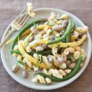 Pasta Salad with Summer Beans and Herbs