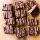Coconut, Almond and Chocolate Bars