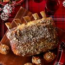 Prime Rib with Herbes de Provence Crust