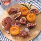 Fruit with Prosciutto