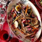 Roasted Baby Root Vegetables