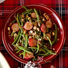 Green Beans with Brown Butter and Radishes