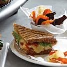 Grilled Chicken Parmesan Panini